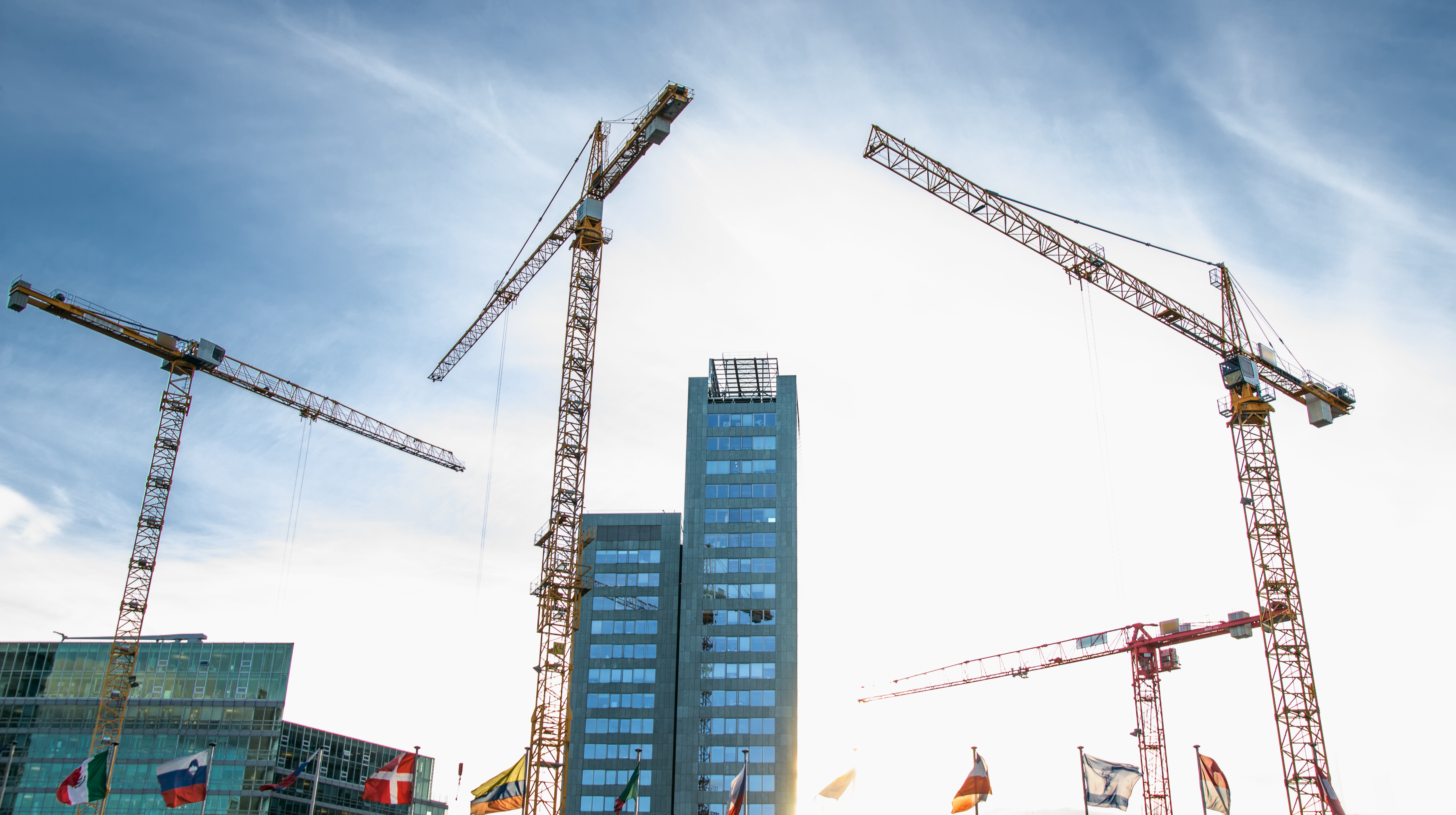 Syd melb house prices to rise but building boom to end for Building under construction insurance